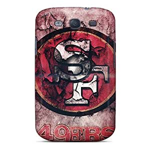 Special Design Back San Francisco 49ers Phone Case Cover For Galaxy S3