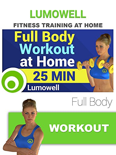 Full Body Workout at Home (Full Body Workout Video)