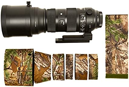 Lenscover Sigma 150 600 F5 6 3 Dg Os Hsm Elektronik