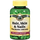 Spring-Valley-Hair-Skin-Nails-Biotin-Collagen-Gelatin