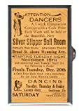 1932 Philadelphia Ballroom Dancing Contest, Guitar Pick or Pill Box USA Made
