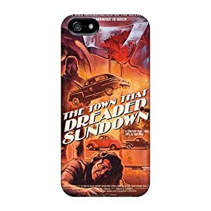 Bumper Cell-phone Hard Covers For Iphone 5/5s With Provide Private Custom Stylish Rise Against Pictures LauraAdamicska