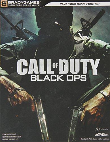 Call Duty Black Ops Sig