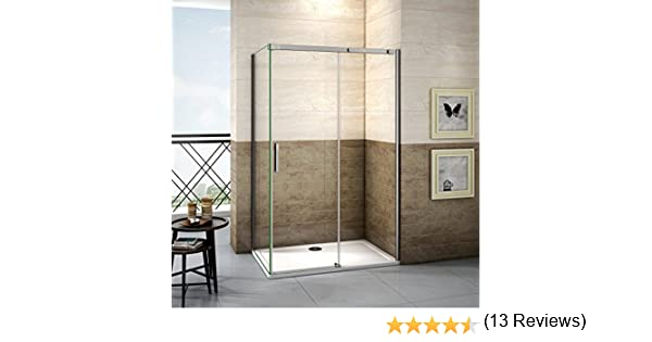 150x100x195cm Mamparas de ducha cabina de ducha 8mm vidrio ...