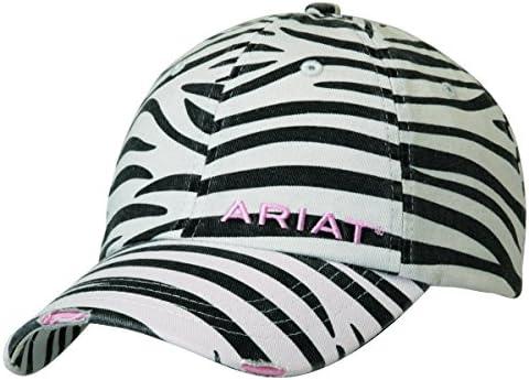 Zebra Wear Glasses Trend Printing Cowboy Hat Fashion Baseball Cap For Men and Women Black