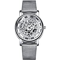 Daimon - Reloj pulsera con movimiento de cuarzo análogo. Relojes para hombres