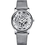 Daimon Men's Watches Analog Quartz Wrist Watches for Men