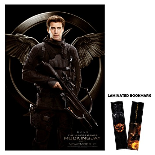 Gale Mockingjay Poster