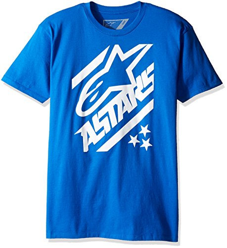 Alpinestars T-Shirt Lift Royal Blau