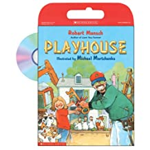 Tell Me a Story: Playhouse: Book and Cassette