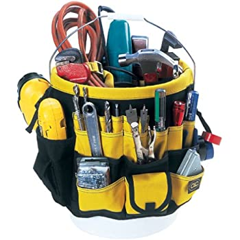 CLC Custom Leathercraft 4122 61 Pocket-In & Out Bucket Pockets