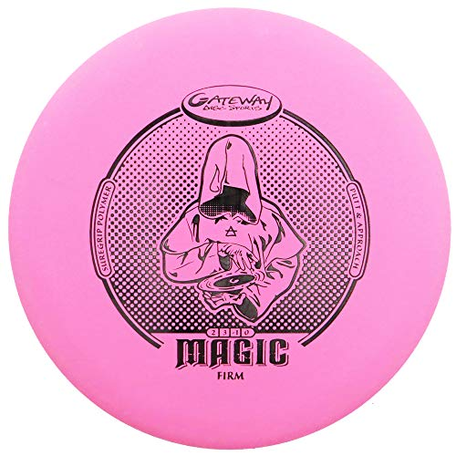 - Gateway Disc Sports Sure Grip Firm Magic Putter Golf Disc [Colors May Vary] - 173-176g