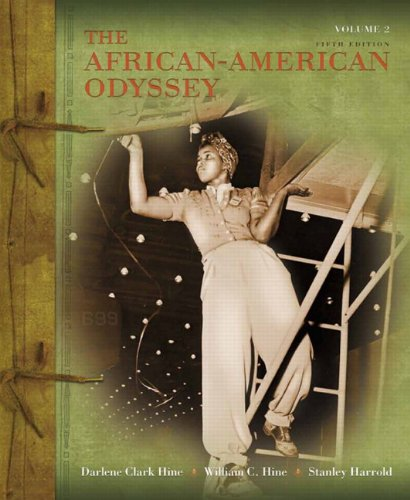 Books : The African-American Odyssey: Volume 2 (5th Edition)