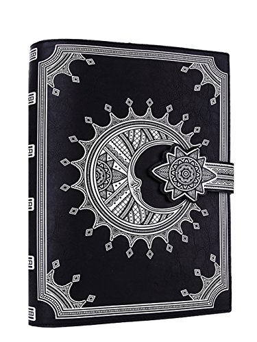 - Restyle Henna Crescent Moon Gothic Witch Magic Spell Book Shape Handbag