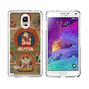 Chenxstore Galaxy Note 4 case Tantros Cakrasavara Tantra Wikipedia The Free Encyclopedia PVBdS clean cover