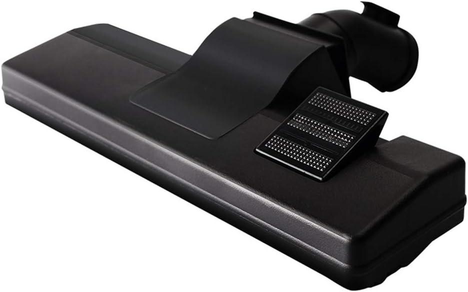VJK Universal Vacuum Cleaner Brush Head for Floor and Carpet, 32mm Vacuum Cleaner Accessories Multi Purpose Floor Nozzle with Retractable Brush
