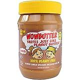 Wowbutter 100 Percent Nut Free Peanut Butter Crunchy, 500g