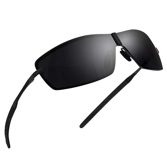 NWOUIIAY UV400 Polarizado Gafas Gafas de Sol Gafas para Hombres y Mujeres