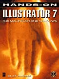 Hands-On Illustrator 7 for Macintosh and Windows, Clay Andres, 1558285717