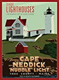 Books : Classic Lighthouses 2020 Calendar: The Graphic Poster Art of Alan Claude