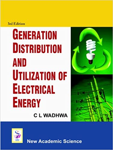 Book Generation Distribution and Utilization of Electrical Energy