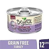 Purina Beyond Grain Free Gravy Wet Cat Food, Grain...