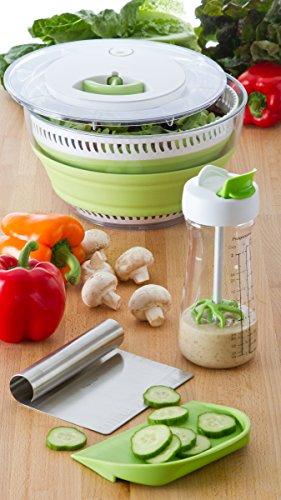 Prepworks by Progressive Dressing Salad Shaker - 2 Cup Capacity