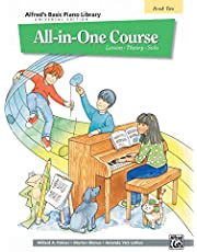 Alfred's Basic All-in-One Course, Bk 2: Lesson * Theory * Solo (Universal Edition) (Volume 2)