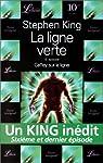 La ligne verte, tome 6 : Caffey sur la ligne par King