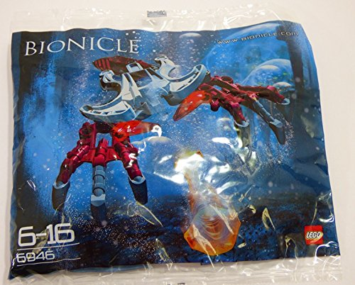 old bionicle - 3