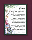 Mom A Present Poem Gift For A Mother. #03,