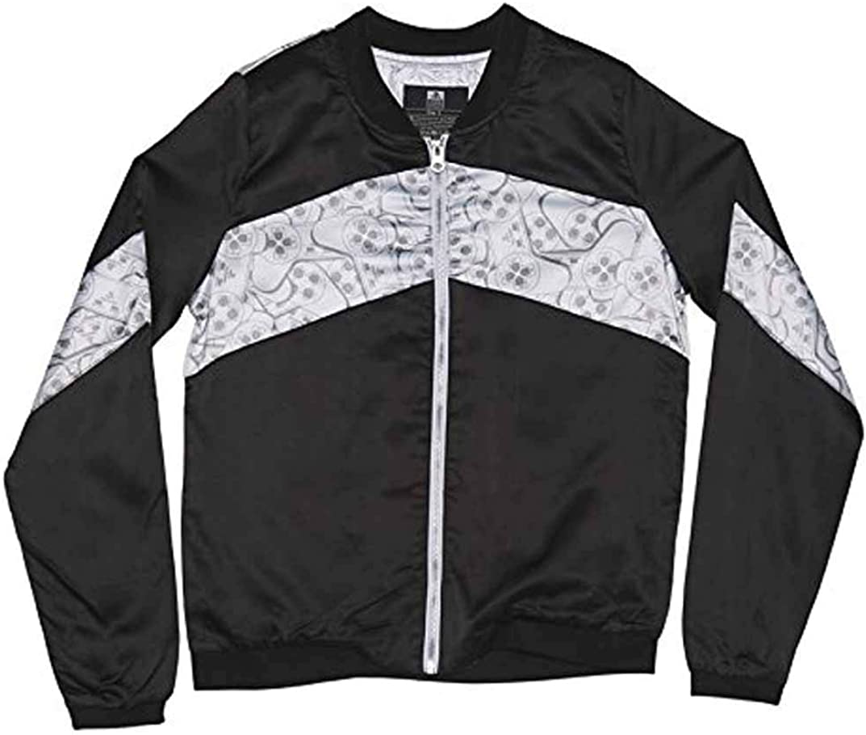 TALLA 42. Sony Playstation-Female Controller Sports Jacket Chaqueta para Mujer