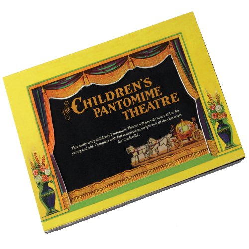 Children's Pantomime Theatre Children' s Pantomime Theatre House of Marbles 10251