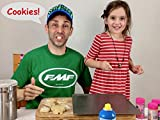 Making delicious homemade cookies with Silly Girl.