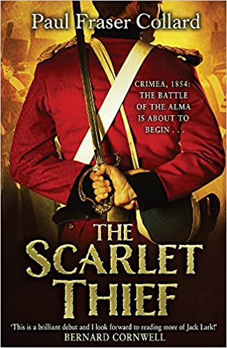 The Scarlet Thief (Jack Lark Book 1)