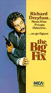 The Big Fix [VHS]