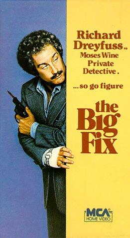 The Big Fix [USA] [VHS]: Amazon.es: Richard Dreyfuss, Susan ...