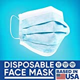 Disposable Face Masks - 50 PCS - For Home