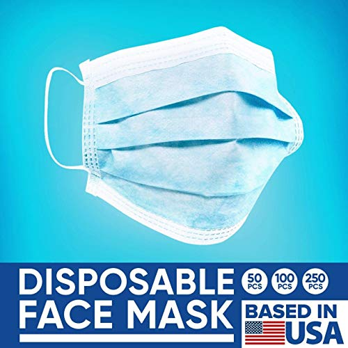 Disposable Face Masks 50