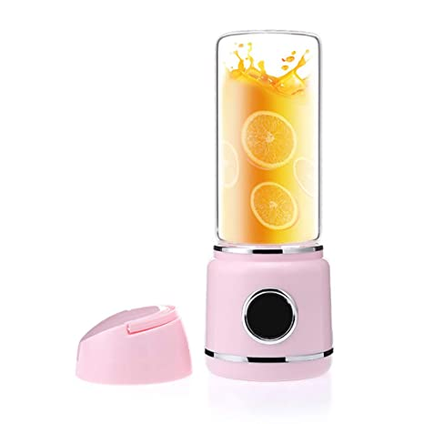 ZHJIUXING HO Licuadora portátil Smoothie Maker -USB Recargable ...