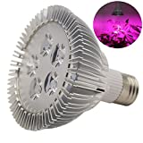 Cheap EnerEco New 14w LED Grow Light Bulb with UV/IR, E27 Screw Base, Full Spectrum, AC 85~265V, Perfect Lighting for Greenhouse Hydroponics and Indoor Garden Plant Flowering Growing