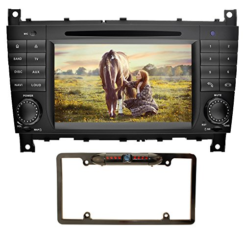 YINUO 7 Inch 2 Din Capacitive Touch Screen Car Stereo DVD...