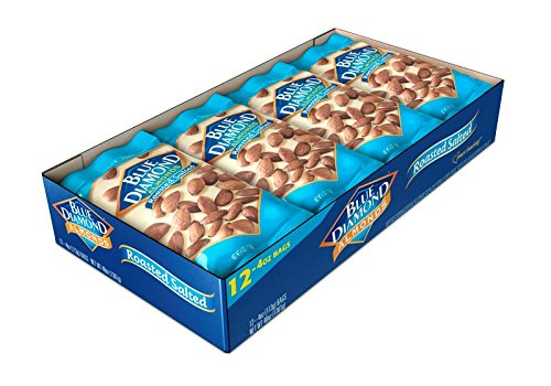 Blue Diamond Almonds, Roasted Salted, 4 oz, 12 Count by Blue Diamond Almonds (Image #5)