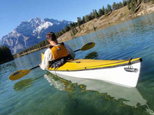 TRAK Kayaks Performance Folding Kayak (Yellow)