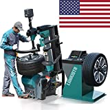 501-137 Tire Changer Wheel Changers Machine Combo 137 Balancer Rim Clamp 12''-30'' / 12 Month Warranty