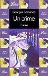 Un crime par Georges Bernanos