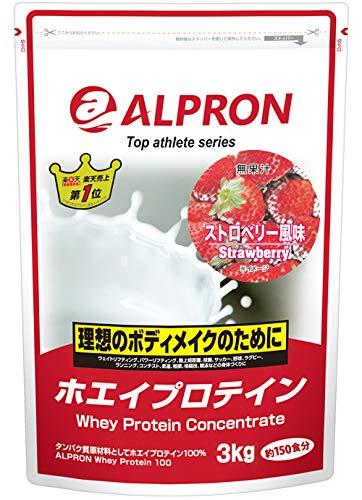 Arupuron top athletes series whey protein 100WPC Strawberry 3kg