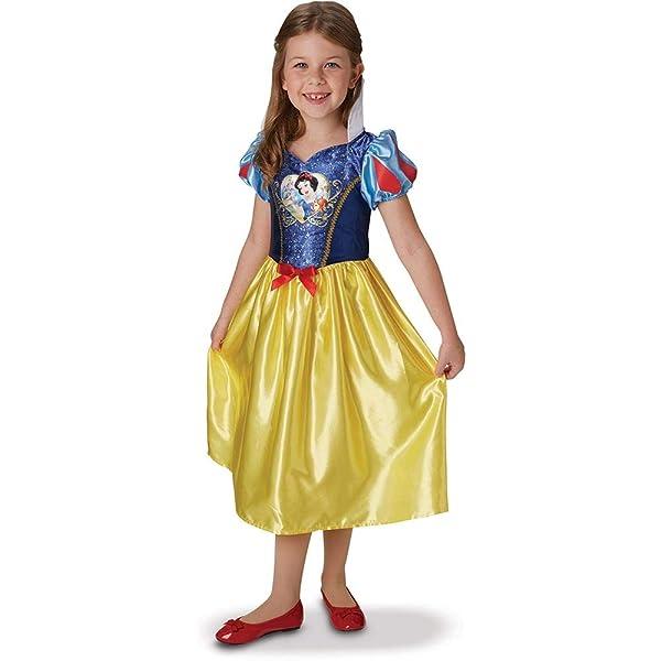 Princesas Disney - Disfraz de Blancanieves Premium para niña ...