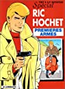 Ric Hochet, tome 58 : Premières armes par Tibet