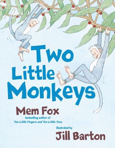 Two Little Monkeys (Fox Eyes)